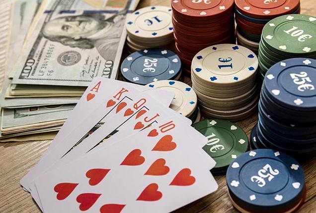 Претензия на казино